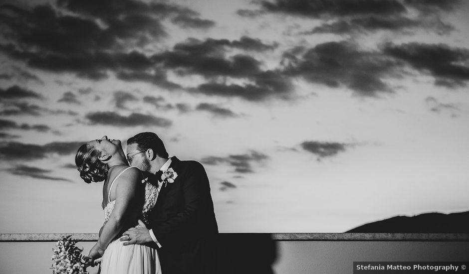 Il matrimonio di Luca e Tiziana a Gaeta, Latina