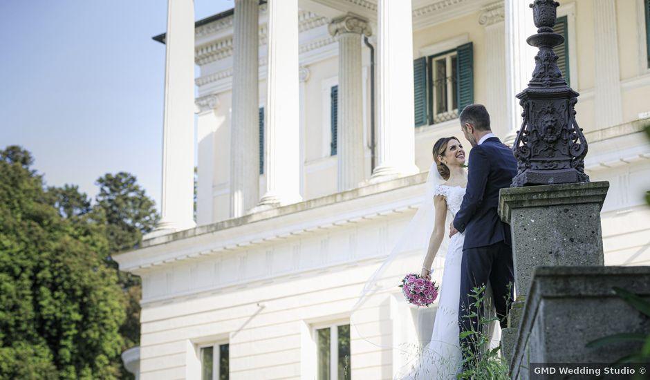 Il matrimonio di Maurizio e Francesca a Roma, Roma