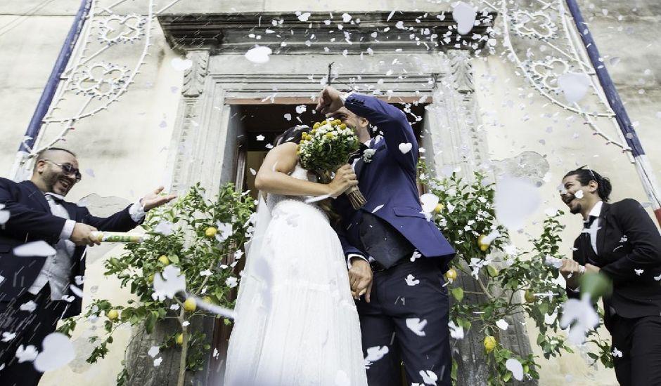 Il matrimonio di Francesco  e Cristiana  a Maiori, Salerno