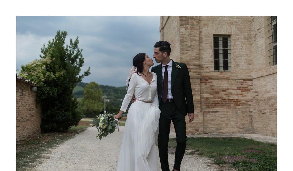 Il matrimonio di Stefano  e Gabriella a Urbania, Pesaro - Urbino