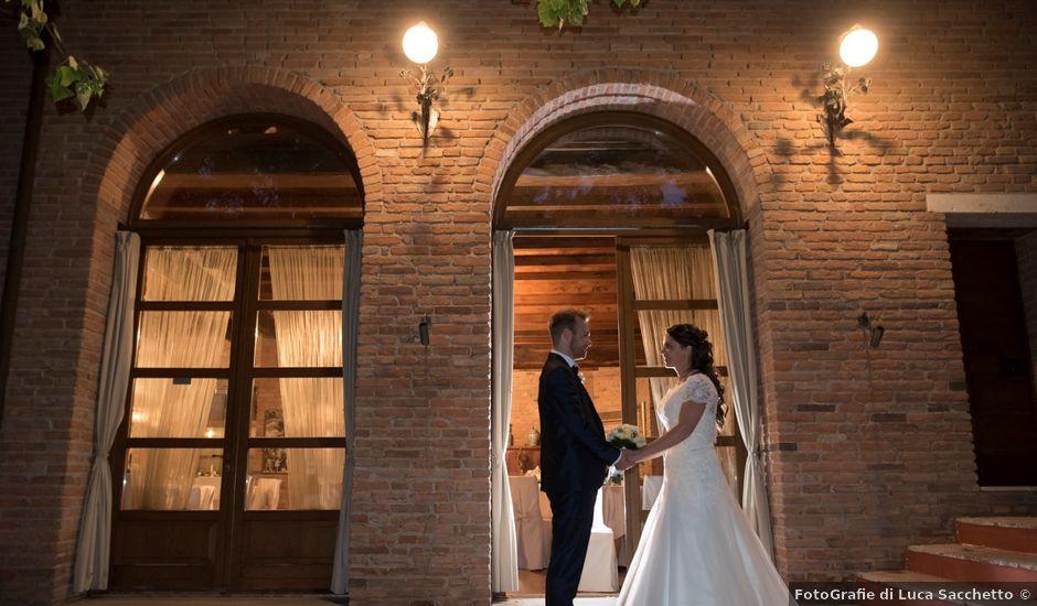 Il matrimonio di Michele e Martina a Nogara, Verona