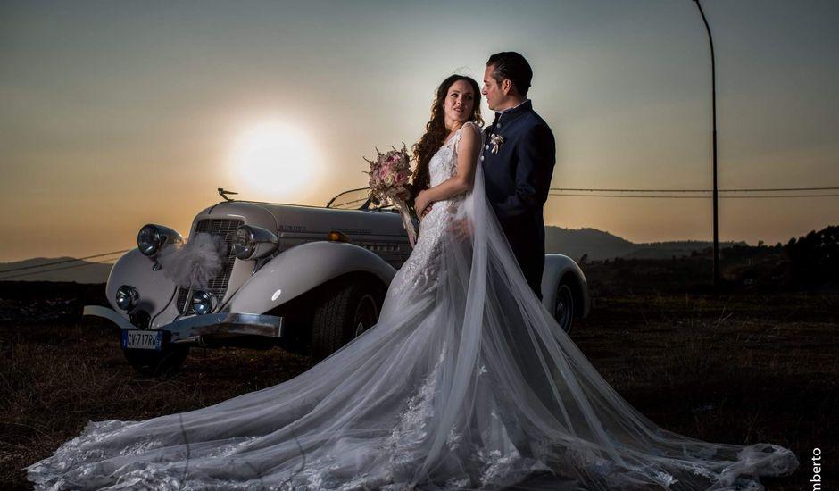 Il matrimonio di Fabio  e Angela a Caltagirone, Catania