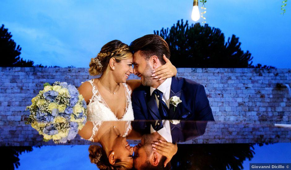 Il matrimonio di Valeria e Lino a Capurso, Bari