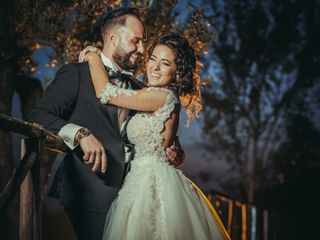 Le nozze di Antonella e Giovanni