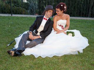 Le nozze di Silvia Benaglio e Michele Criscuolo