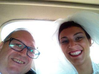 Le nozze di Silvia Benaglio e Michele Criscuolo 2