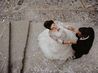 Le nozze di Antonia e Vincenzo 1
