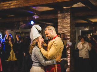 Le nozze di Chiara e Maurizio