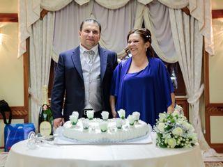 Le nozze di Gloria e Antonello