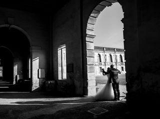 Le nozze di Erica e Manuel 1