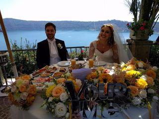 Le nozze di Alessandro e Maria Grazia