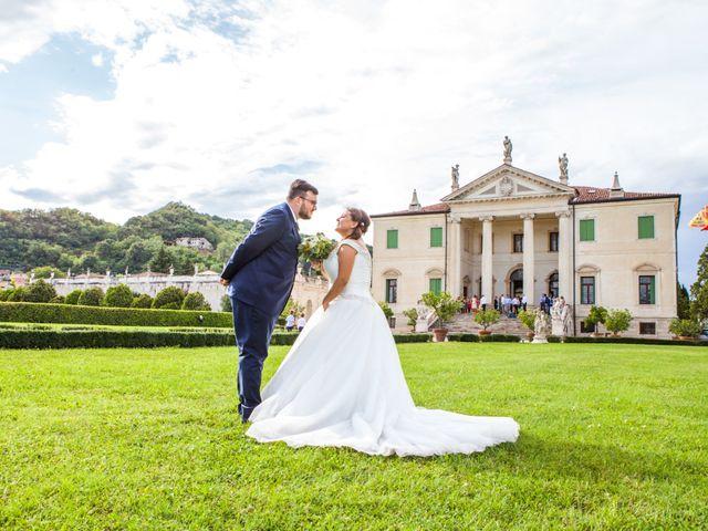 le nozze di Camilla e Luca