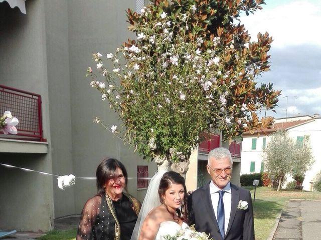 Il matrimonio di Filippo e Silvia a Figline Valdarno, Firenze 4