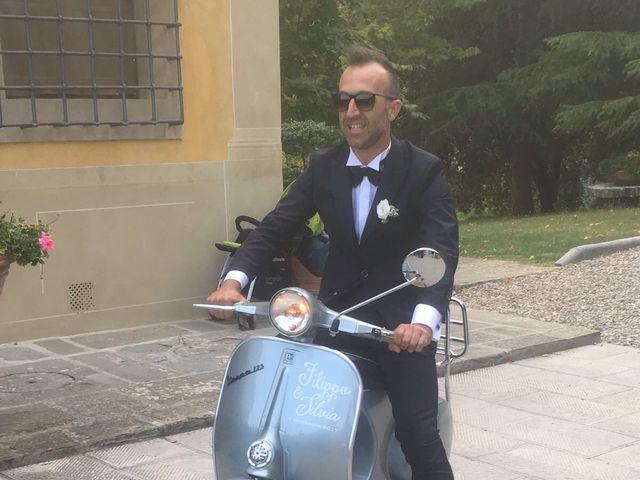 Il matrimonio di Filippo e Silvia a Figline Valdarno, Firenze 6