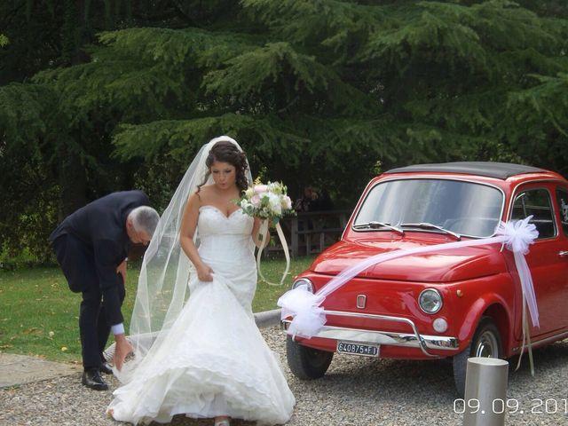 Il matrimonio di Filippo e Silvia a Figline Valdarno, Firenze 1