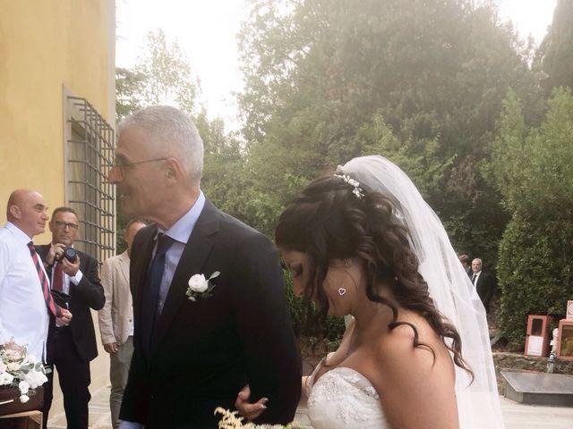Il matrimonio di Filippo e Silvia a Figline Valdarno, Firenze 7