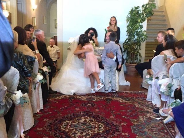 Il matrimonio di Filippo e Silvia a Figline Valdarno, Firenze 9