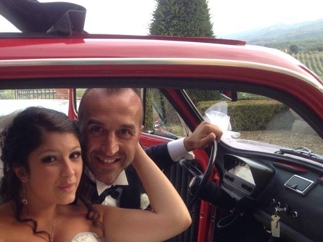 Il matrimonio di Filippo e Silvia a Figline Valdarno, Firenze 10