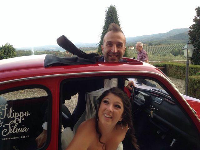 Il matrimonio di Filippo e Silvia a Figline Valdarno, Firenze 13