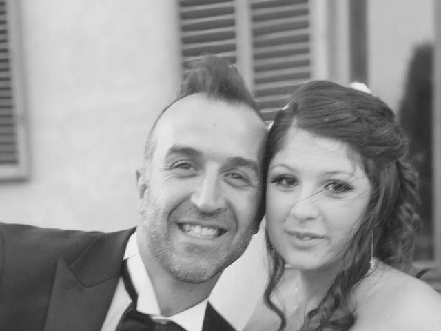 Il matrimonio di Filippo e Silvia a Figline Valdarno, Firenze 14