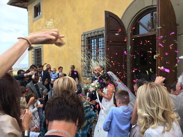 Il matrimonio di Filippo e Silvia a Figline Valdarno, Firenze 21