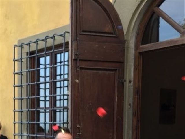 Il matrimonio di Filippo e Silvia a Figline Valdarno, Firenze 22