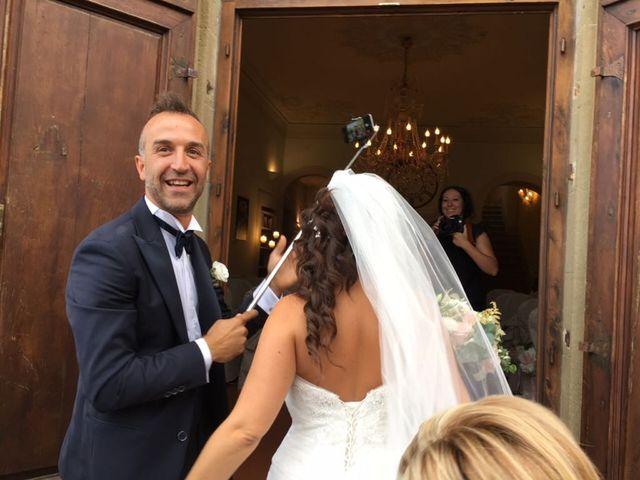 Il matrimonio di Filippo e Silvia a Figline Valdarno, Firenze 23