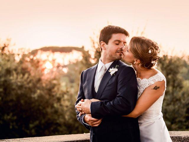 Le nozze di Ewa e Andrea