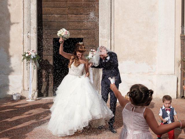 Il matrimonio di Andrea e Monica a Foligno, Perugia 20