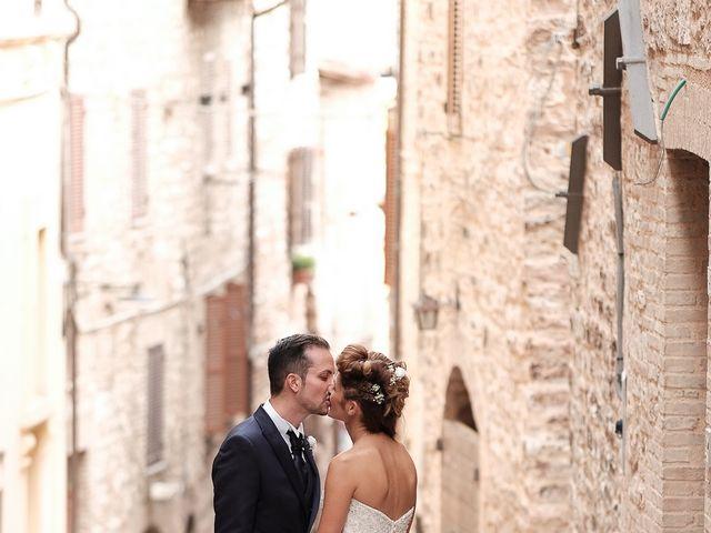 Il matrimonio di Andrea e Monica a Foligno, Perugia 21