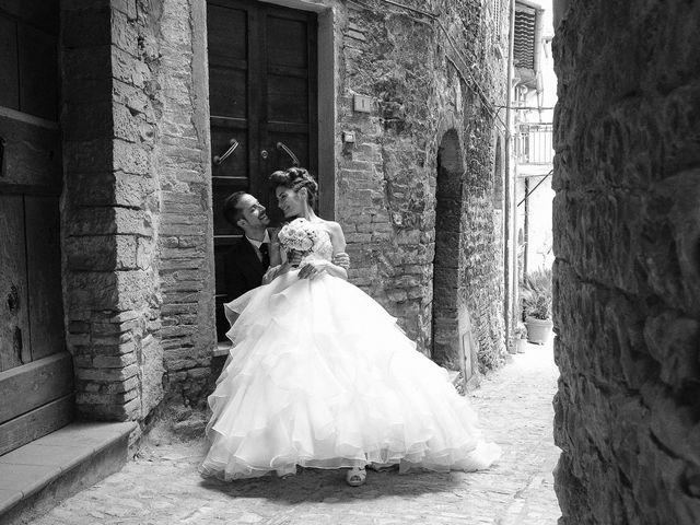 Il matrimonio di Andrea e Monica a Foligno, Perugia 24