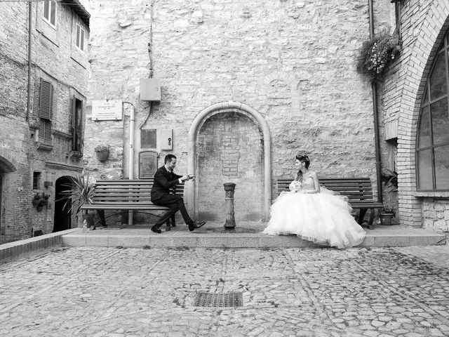 Il matrimonio di Andrea e Monica a Foligno, Perugia 26