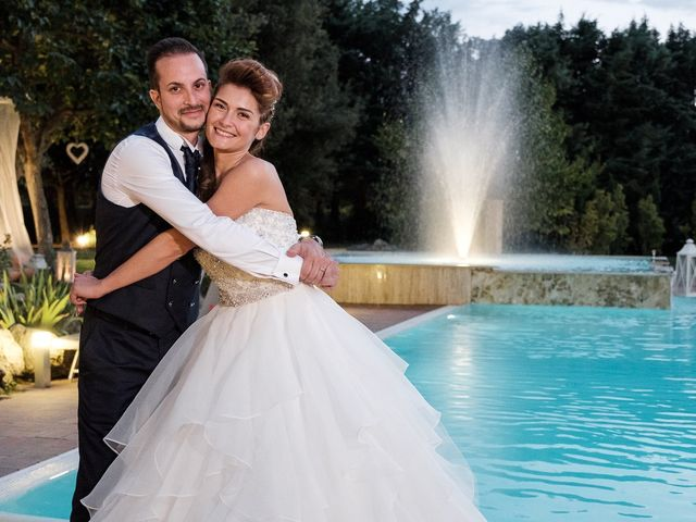 Il matrimonio di Andrea e Monica a Foligno, Perugia 35