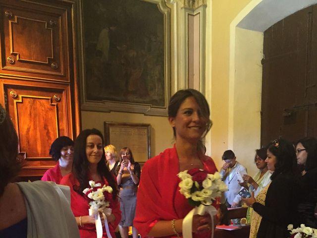Il matrimonio di Michele Criscuolo e Silvia Benaglio a Calco, Lecco 9