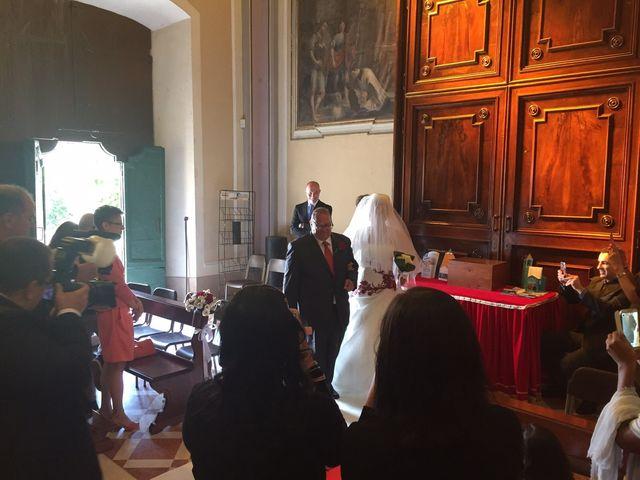 Il matrimonio di Michele Criscuolo e Silvia Benaglio a Calco, Lecco 13