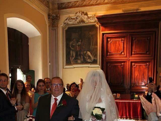 Il matrimonio di Michele Criscuolo e Silvia Benaglio a Calco, Lecco 14