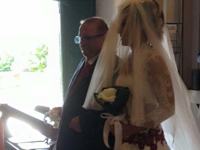 Il matrimonio di Michele Criscuolo e Silvia Benaglio a Calco, Lecco 15