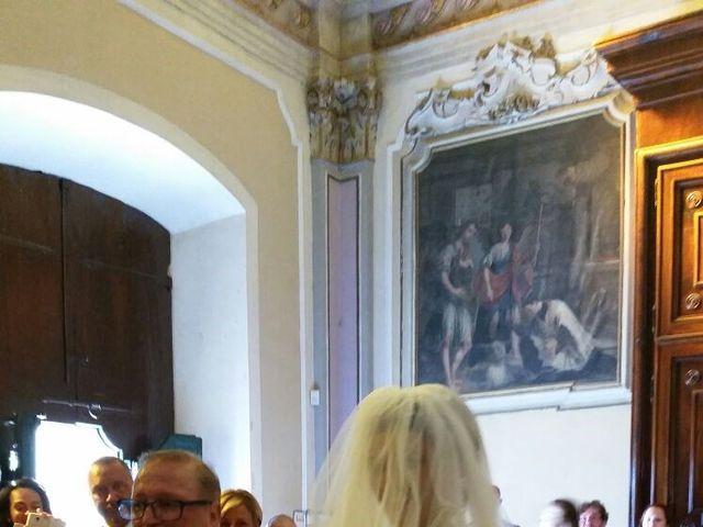 Il matrimonio di Michele Criscuolo e Silvia Benaglio a Calco, Lecco 18