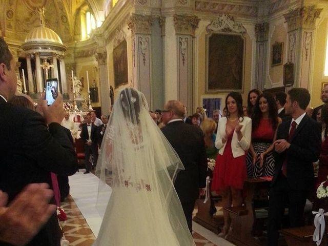 Il matrimonio di Michele Criscuolo e Silvia Benaglio a Calco, Lecco 19