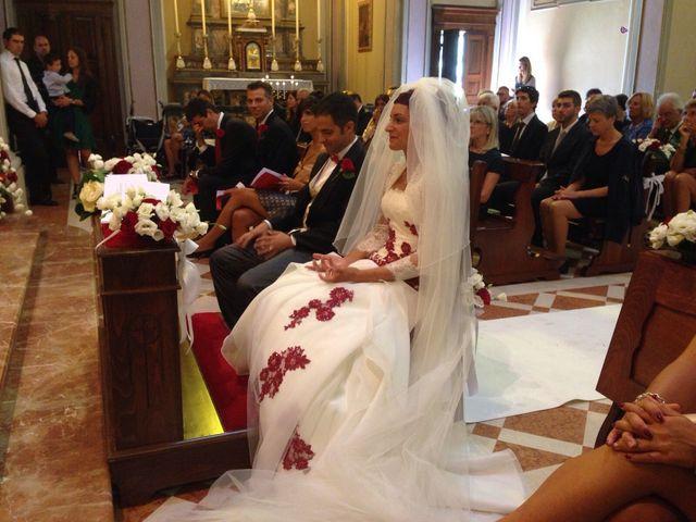 Il matrimonio di Michele Criscuolo e Silvia Benaglio a Calco, Lecco 20