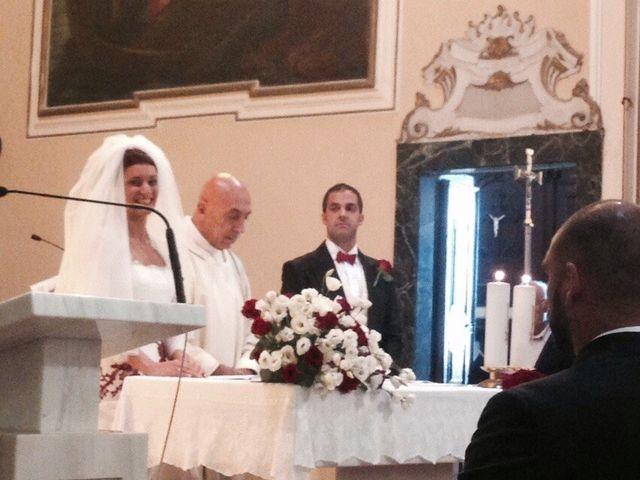 Il matrimonio di Michele Criscuolo e Silvia Benaglio a Calco, Lecco 23