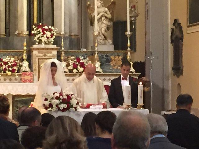 Il matrimonio di Michele Criscuolo e Silvia Benaglio a Calco, Lecco 25