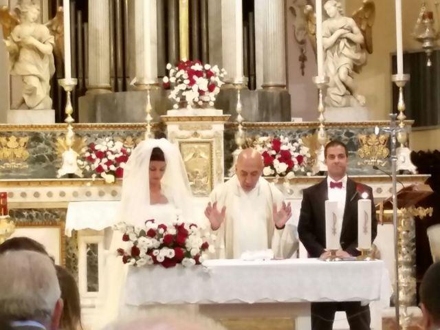 Il matrimonio di Michele Criscuolo e Silvia Benaglio a Calco, Lecco 27