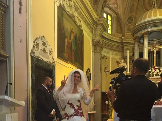 Il matrimonio di Michele Criscuolo e Silvia Benaglio a Calco, Lecco 32