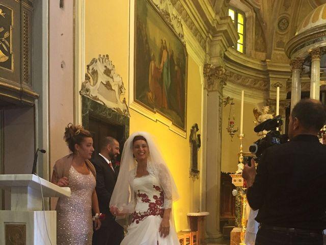 Il matrimonio di Michele Criscuolo e Silvia Benaglio a Calco, Lecco 33