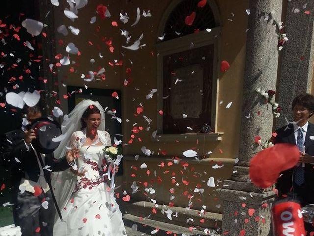 Il matrimonio di Michele Criscuolo e Silvia Benaglio a Calco, Lecco 36