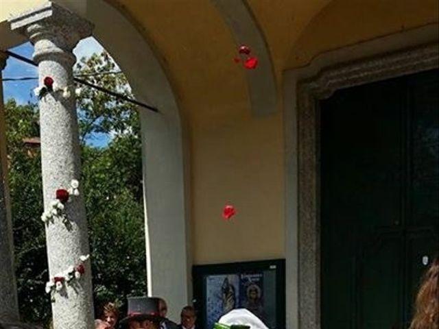 Il matrimonio di Michele Criscuolo e Silvia Benaglio a Calco, Lecco 37