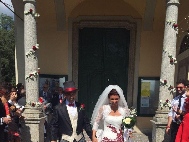 Il matrimonio di Michele Criscuolo e Silvia Benaglio a Calco, Lecco 41