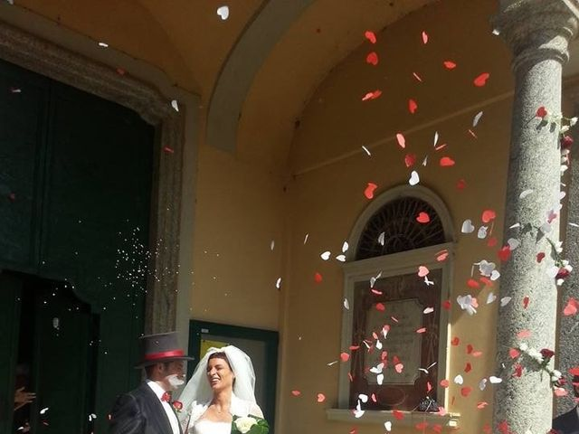 Il matrimonio di Michele Criscuolo e Silvia Benaglio a Calco, Lecco 42
