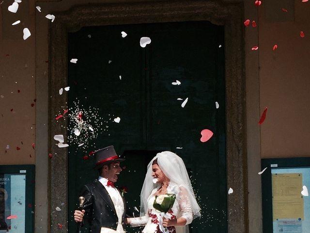 Il matrimonio di Michele Criscuolo e Silvia Benaglio a Calco, Lecco 43